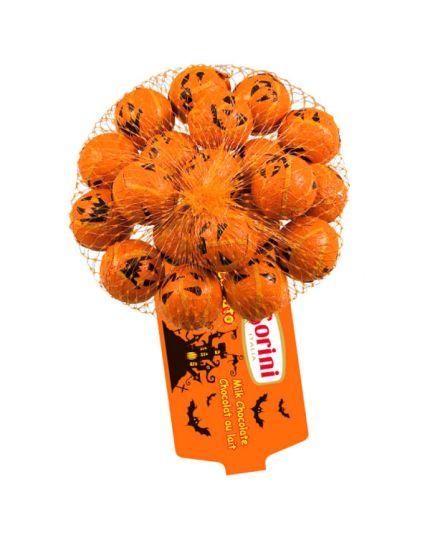 Retina Cioccolatini Zucche di Halloween Sorini 100gr