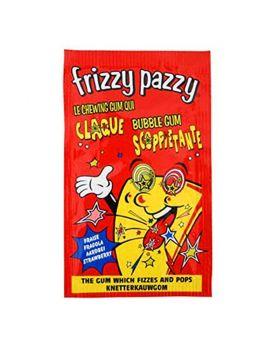 Frizzy Pazzy Bubble Gum Scoppiettante allaFragola 7g