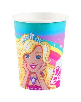 Bicchieri Carta Barbie Dreamtropia