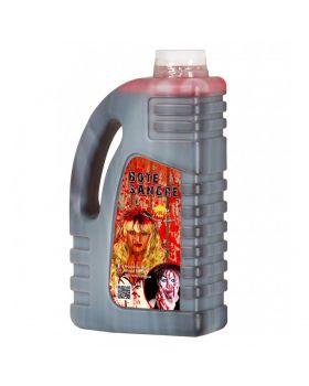 Bottiglia Sangue Finto 1 Litro