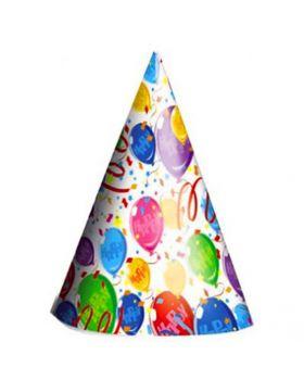 Cappellini Carta Palloncini Happy Balloons