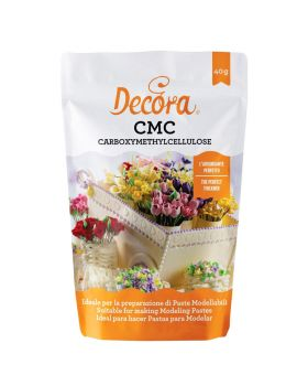Addensante CMC Decora 40gr