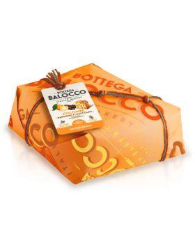 Colomba Mandarino e Cioccolato Bottega Balocco 750gr