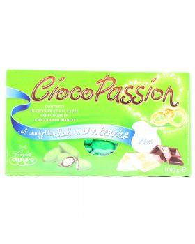 Confetti Crispo CiocoPassion Verde 1000 g