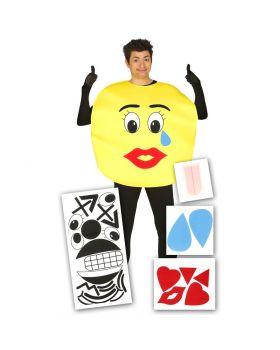 Costume Emoji Adulto