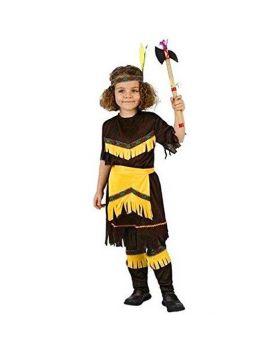 Costume Indiana Squaw Bambina