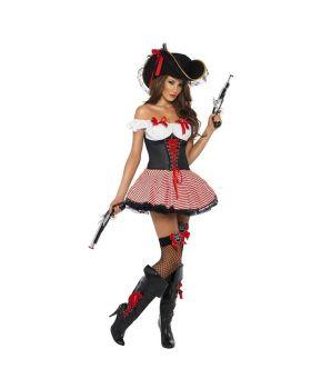 Costume Piratessa Donna