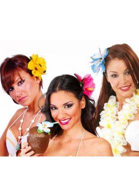 Fiori Hawaiani per Capelli