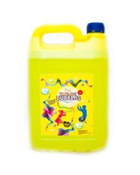 Liquido per Bolle di Sapone 5L