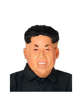 Maschera Lattice Kim Jong Un Dittatore Coreano