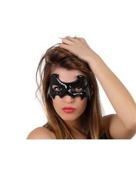 Maschera Pipistrello Nera