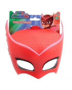 Maschera Pvc Gufetta PJ Masks Super Pigiamini