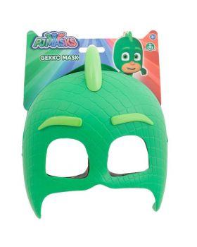Maschera Pvc Geco PJ Masks Super Pigiamini
