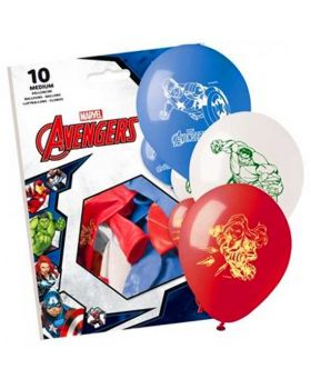 Palloncini Lattice Avengers Multicolor 28cm