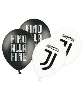 Palloncini Lattice Juventus 30cm