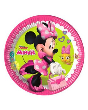 Piatti Carta Grandi Minnie