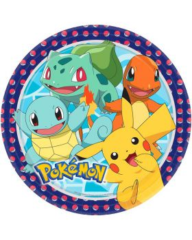 Piatti Carta Pokemon