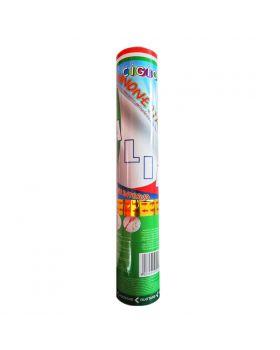 Tubo Sparacoriandoli Tricolore Italia 30cm