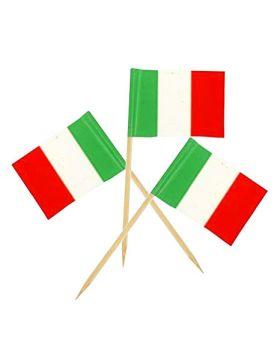 Pick Stuzzicadenti Bandiera Italia