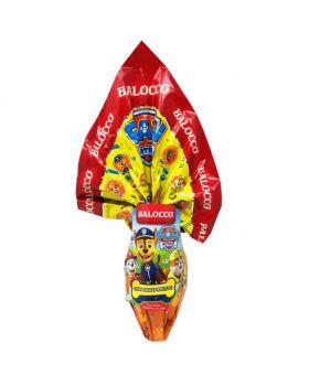Uovo Pasqua Paw Patrol Balocco 150gr