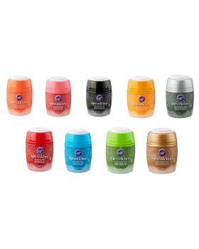 Cristalli Zucchero Colorato Sprinkles Wilton